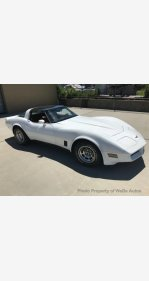 1981 Chevrolet Corvette Coupe for sale 101156555