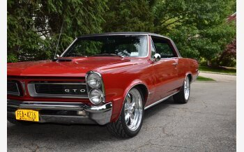 1965 Pontiac GTO for sale 101156591