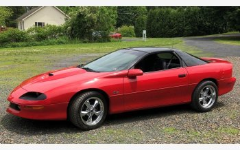 1996 Chevrolet Camaro Z28 Coupe for sale 101156594