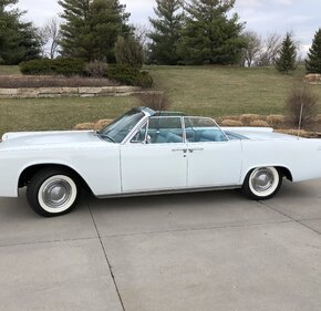 1961 Lincoln Continental for sale 101156614
