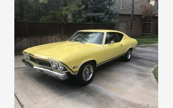 1968 Chevrolet Chevelle SS for sale 101156619
