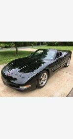 2001 Chevrolet Corvette Convertible for sale 101156656