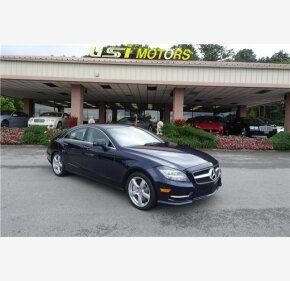 2013 Mercedes-Benz CLS550 4MATIC for sale 101156683