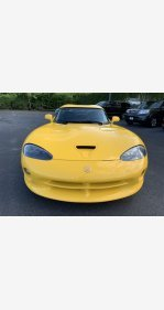 2001 Dodge Viper RT/10 Roadster for sale 101156731