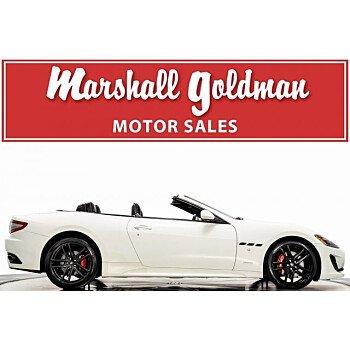 2015 Maserati GranTurismo Convertible for sale 101156734