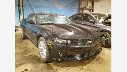 2015 Chevrolet Camaro LT Coupe for sale 101156872