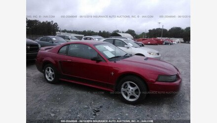 2000 Ford Mustang Coupe for sale 101156901
