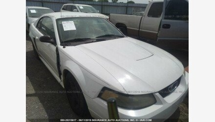 2004 Ford Mustang Coupe for sale 101156902
