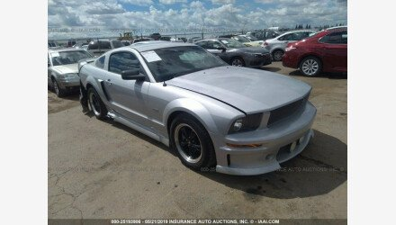 2007 Ford Mustang GT Coupe for sale 101156935