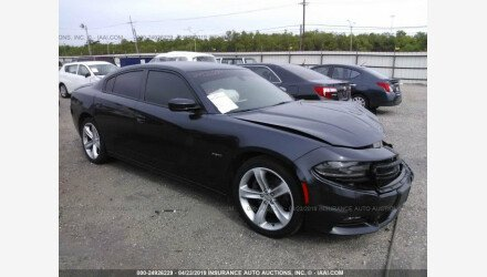 2016 Dodge Charger R/T for sale 101157040