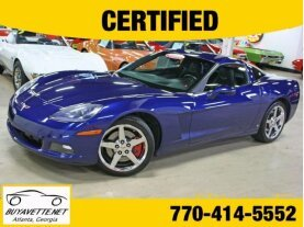 2007 Chevrolet Corvette Coupe for sale 101157087