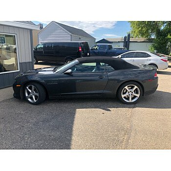 2015 Chevrolet Camaro SS Convertible for sale 101157200