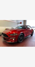 2018 Ford Mustang GT Convertible for sale 101157369