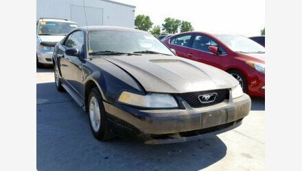 2000 Ford Mustang Coupe for sale 101157420