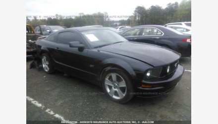 2007 Ford Mustang GT Coupe for sale 101157542