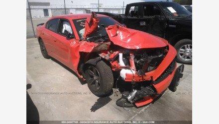 2018 Dodge Charger SXT Plus for sale 101157643