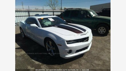 2010 Chevrolet Camaro SS Coupe for sale 101157686