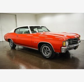 1972 Chevrolet Chevelle for sale 101157747