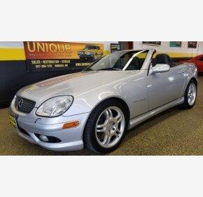 2003 Mercedes-Benz SLK32 AMG for sale 101157825
