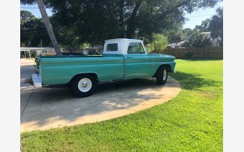 1966 Chevrolet C/K Truck 2WD Regular Cab 2500 for sale 101157896