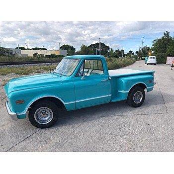 1969 Chevrolet C/K Truck for sale 101157958