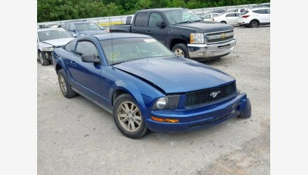 2007 Ford Mustang Coupe for sale 101158021