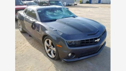 2010 Chevrolet Camaro SS Coupe for sale 101158028