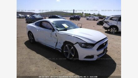 2016 Ford Mustang Coupe for sale 101158108