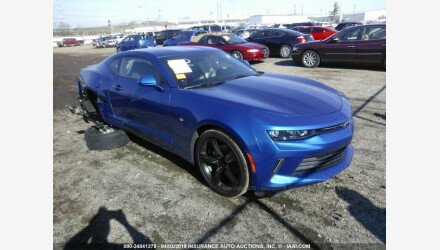 2018 Chevrolet Camaro for sale 101158137