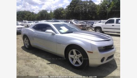 2010 Chevrolet Camaro LS Coupe for sale 101158146