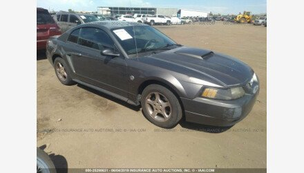 2004 Ford Mustang Coupe for sale 101158196