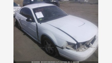 2004 Ford Mustang Coupe for sale 101158227