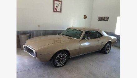 1967 Pontiac Firebird for sale 101158233
