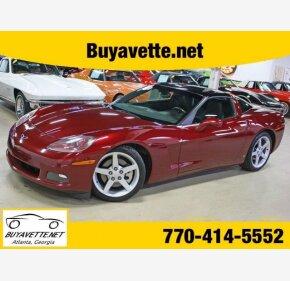 2007 Chevrolet Corvette Coupe for sale 101158255