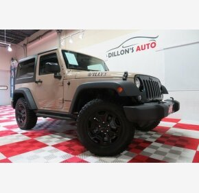 2016 Jeep Wrangler 4WD Sport for sale 101158280