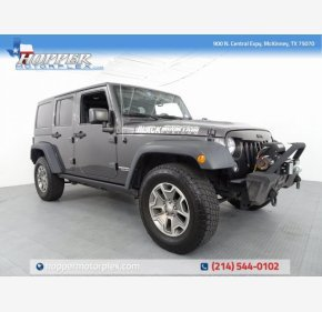 2014 Jeep Wrangler 4WD Unlimited Rubicon for sale 101158315