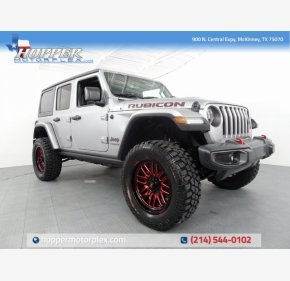 2018 Jeep Wrangler 4WD Unlimited Rubicon for sale 101158316