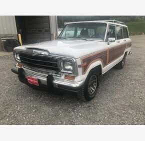 1989 Jeep Grand Wagoneer for sale 101158334