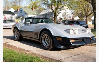1981 Chevrolet Corvette Coupe for sale 101158449