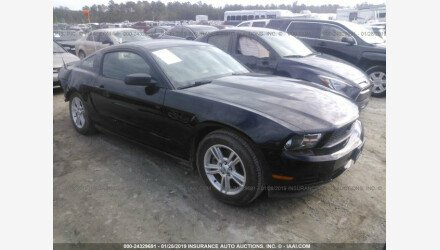 2012 Ford Mustang Coupe for sale 101158522