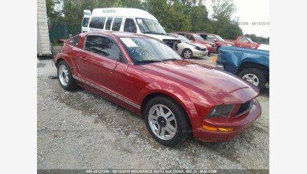 2008 Ford Mustang Coupe for sale 101158549