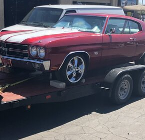 1970 Chevrolet Chevelle SS for sale 101158606