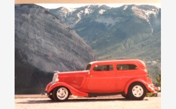 1933 Ford Custom for sale 101158608