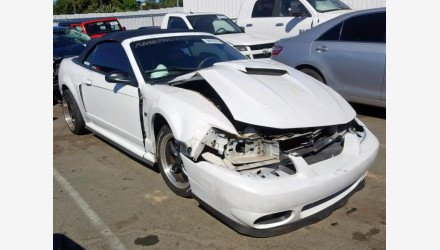 2003 Ford Mustang GT Convertible for sale 101158774