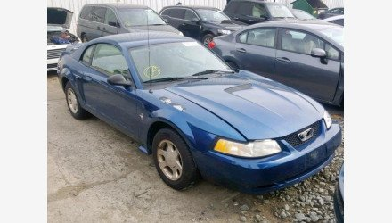 2000 Ford Mustang Coupe for sale 101158785