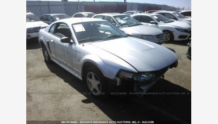 2003 Ford Mustang Coupe for sale 101158809