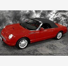 2002 Ford Thunderbird for sale 101158856