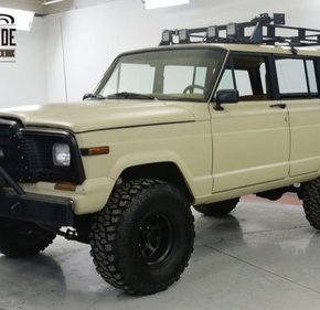 1983 Jeep Wagoneer for sale 101158867