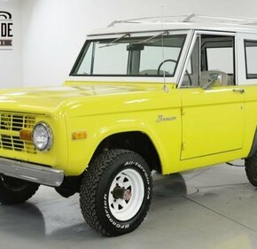 1975 Ford Bronco for sale 101158876