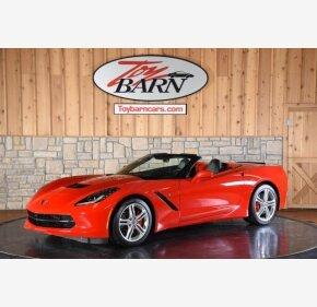 2016 Chevrolet Corvette Convertible for sale 101158907